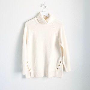 Michael Michael Kors Cream Sweater Size Small